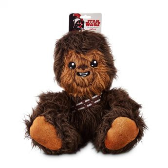 PCO Star Wars Chewbacca Mjukis Hundleksak (Tyg)**