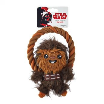 PCO Star Wars Chewbacca Ring Hundleksak (Tyg)