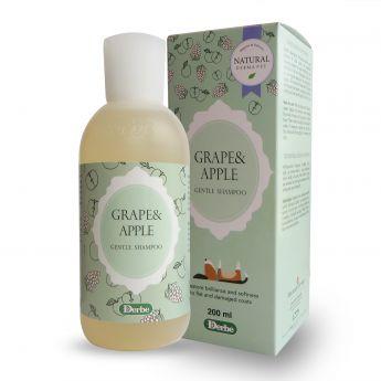 Derbe Grape&Apple Shampoo 200ml