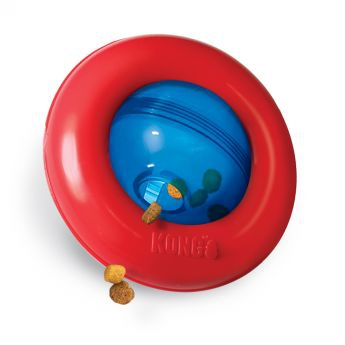 KONG Gyro boll L (Mångfärgad)