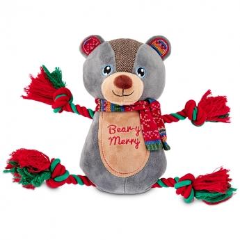 PCO Holiday Nallebjörn med rep