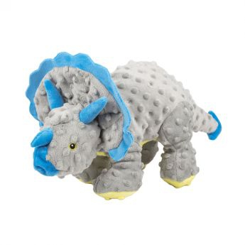 Hear Doggy Triceratops Grå