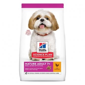Hill's Science Plan Dog Mature 7+ Small & Mini Chicken