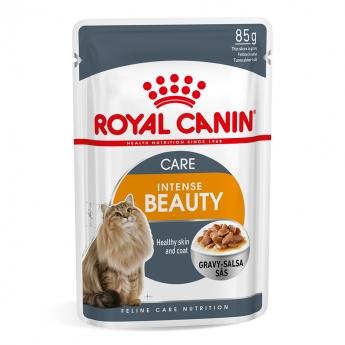 Royal Canin Intense Beauty in Gravy 85 g