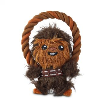 PCO Star Wars Chewbacca Ring Hundleksak (Tyg)**