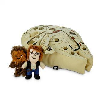 PCO Star Wars Millenuim Falcon Hundleksak (Tyg)**