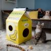 Little&Bigger Banana Mjölkkartong Kattigloo