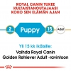 Royal Canin Breed Golden Retriever Junior**