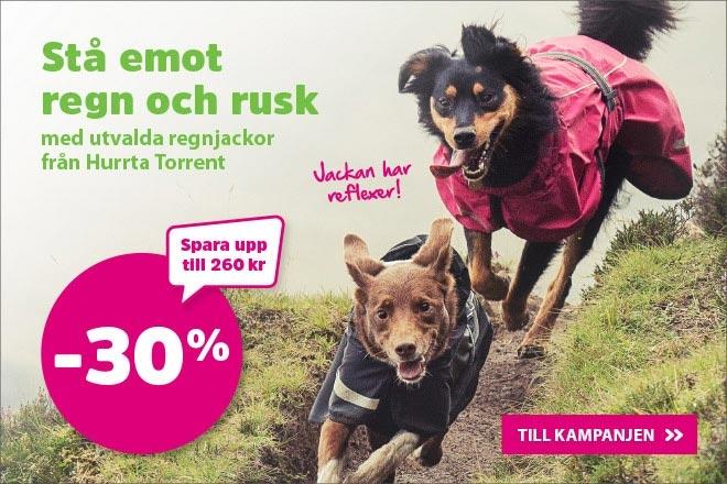 30% på Hurtta Torrent