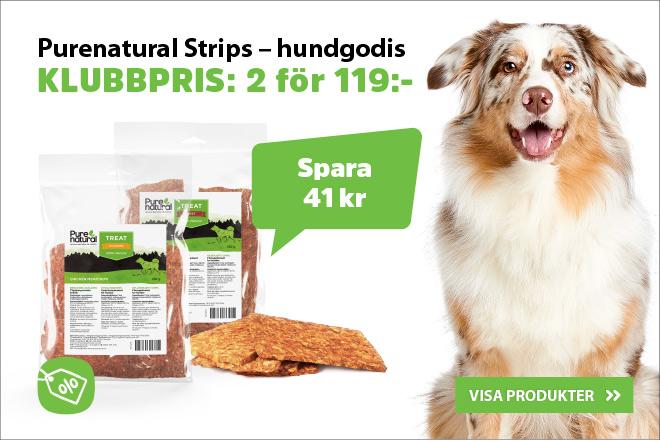 Klubbpris - Purenatural Strips 2 för 119 kr