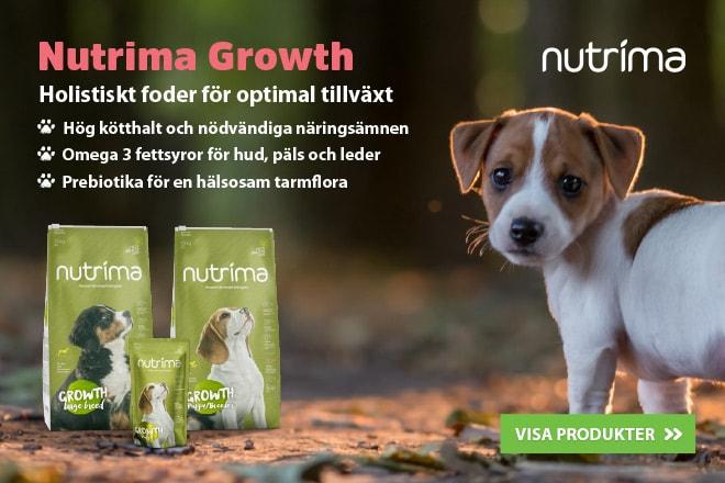 Nutrima Growth - Holistisktfoder för optimal tillväxt