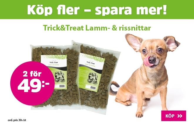 Trick&Treat Snittar 2 för 49 kr