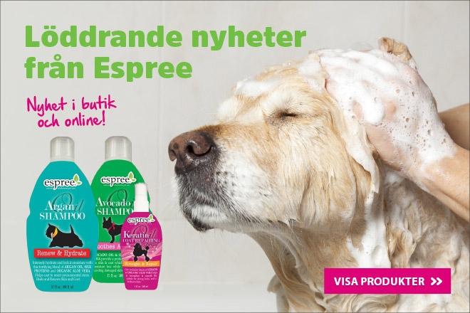 Löddrande nyheter från Espree