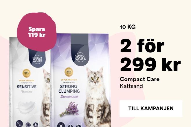 Kampanj på Compact Care