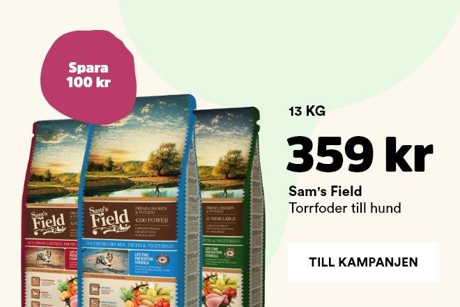 Kampanj på Sams Field