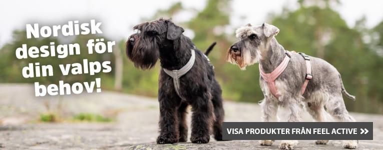 Feel Active - Nordisk design för hunden