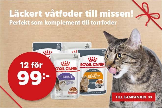 Ryal Canin Blötmat 12-pack nu 99 kr