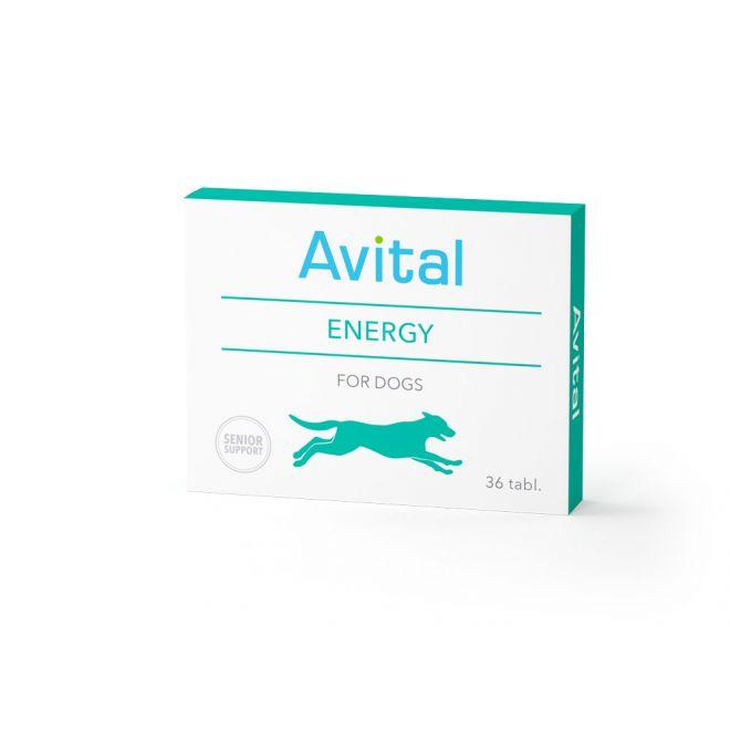 Avital Energy 36 tabletter**
