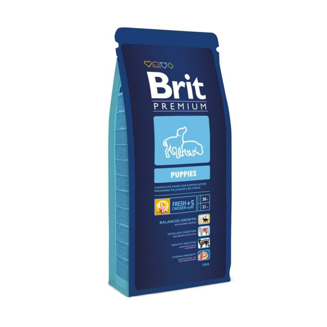 Brit Premium Puppies**