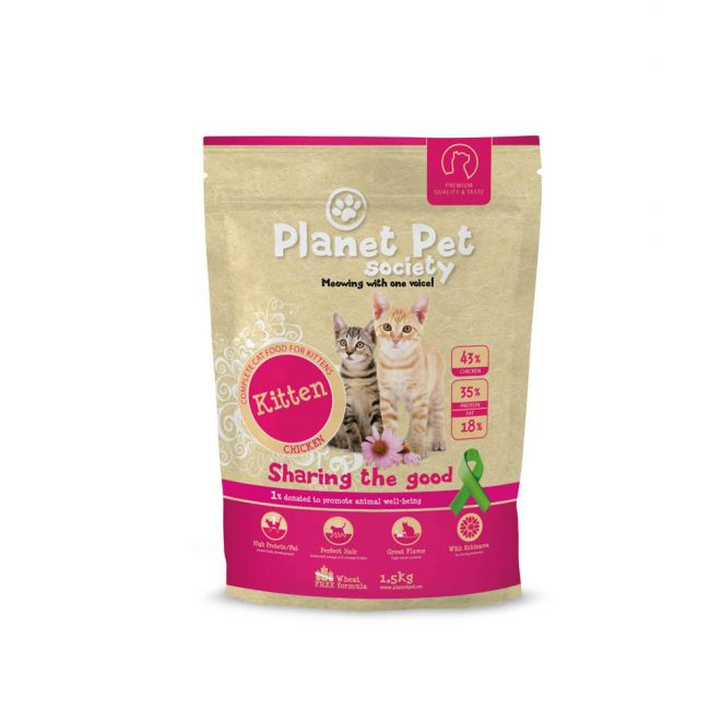 Planet Pet Society Cat Kitten