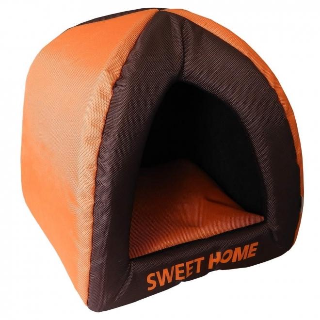 Tyrol Gnagarhus Tipi Sweet Home 30x30x30cm