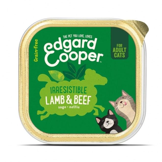 Edgard&Cooper Cat Nöt & Lamm 85 g