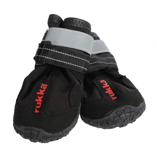 Rukka Proff Shoe 2-pack Svart**