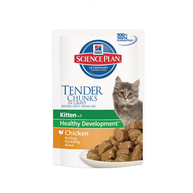 Hill´s Science Plan Feline Kitten Chicken (85 gram)