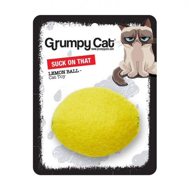 Grumpy Cat Citron (Mångfärgad)**