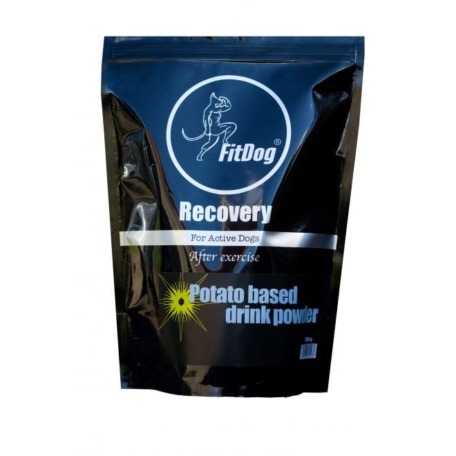 FitDog Recovery Potato