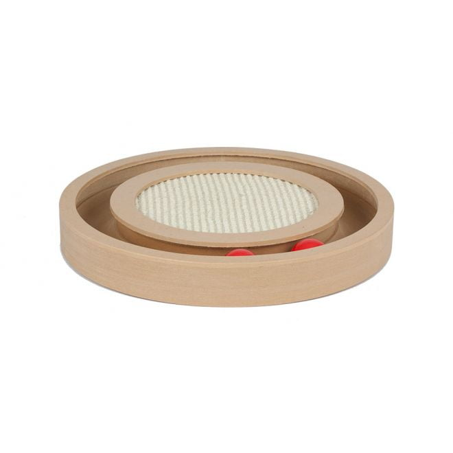 Little & Bigger Roll-a-Ball Cirkelspel**