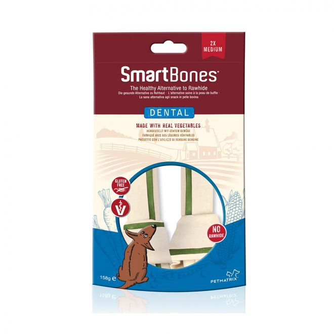 SmartBones Dental Medium 2-pack