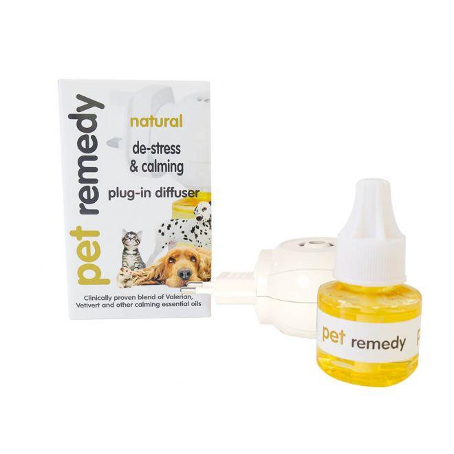 Pet Remedy Doftavgivare + flaska