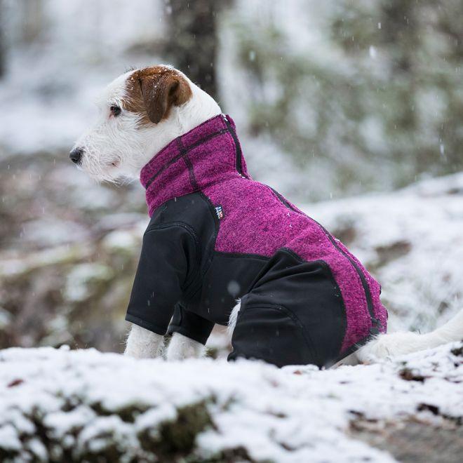 Rukka Subrima Knit Fleece Overall Rosa**