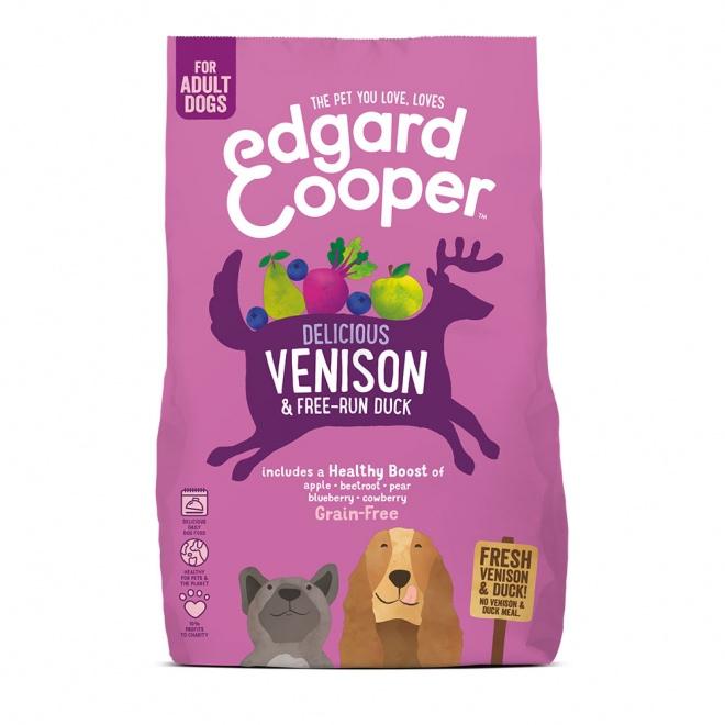 Edgard & Cooper Dog Grain Free Rådjur & Anka