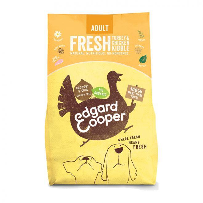 Edgard&Cooper Organic Chicken & Turkey**