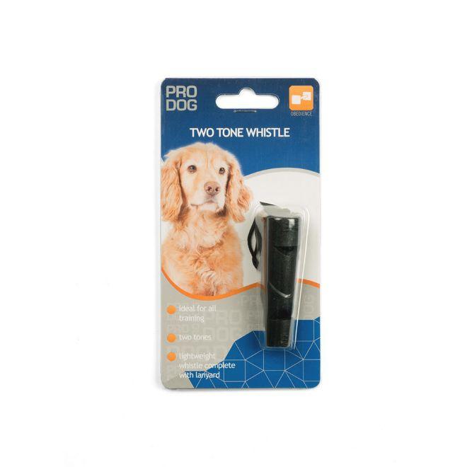 PRO DOG Visselpipa 2 toner (Plast)