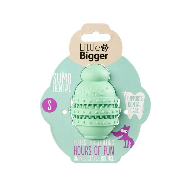 Little & Bigger Sumo Lek Dental Mint**