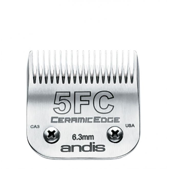 Andis CeramicEdge skär 5FC, 6,3mm.
