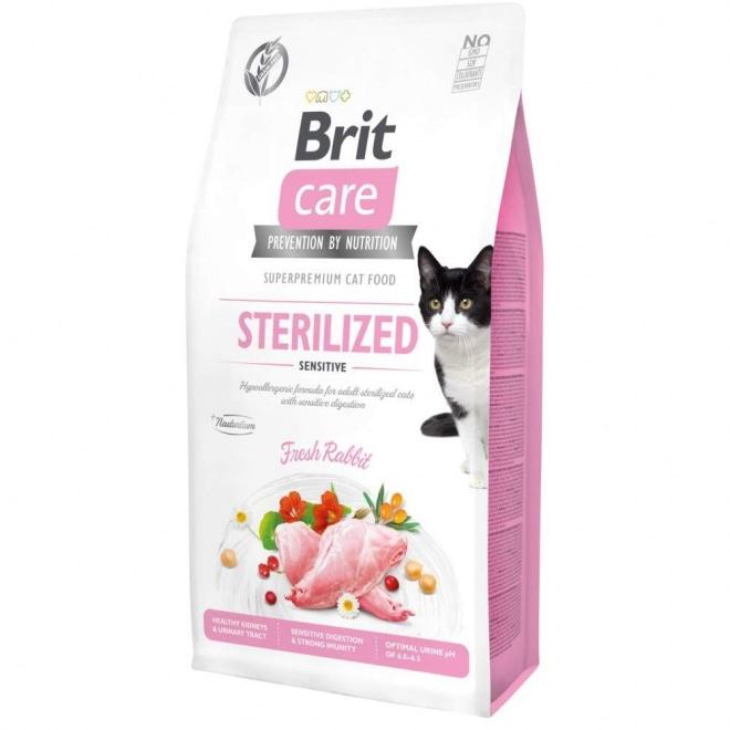 Brit Care Cat Grain Free Sterilized Sensitive