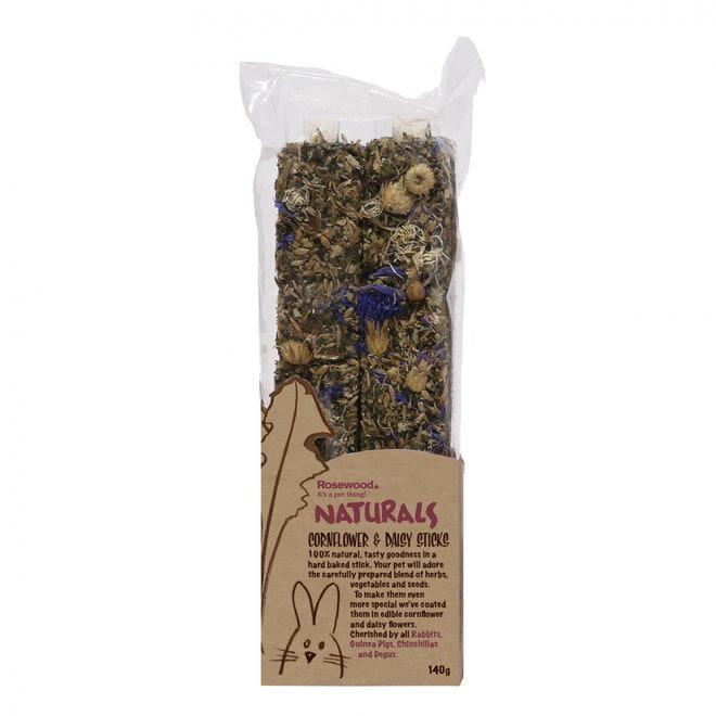 Rosewood Blåklint & Tusensköna Sticks (140 g)