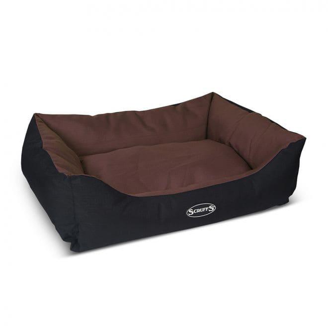 Scruffs Expedition Box bädd, brun**