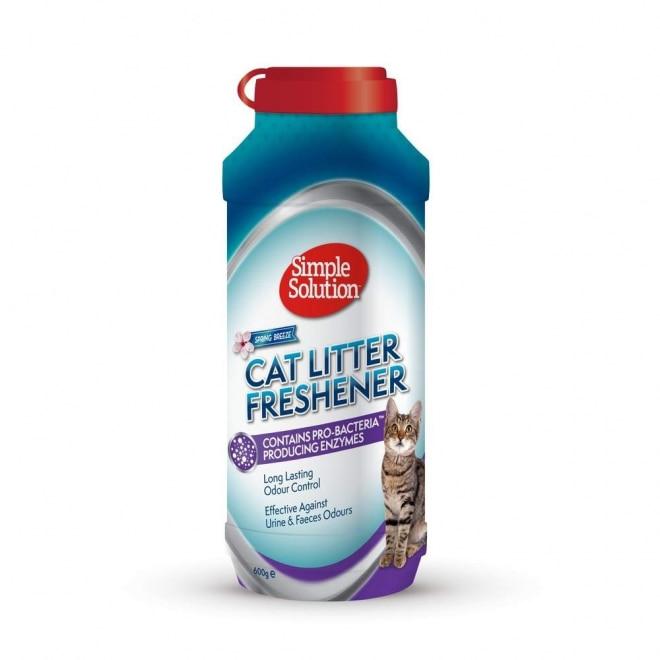 Simple Solution Litter Odour Eliminator Granules 600g