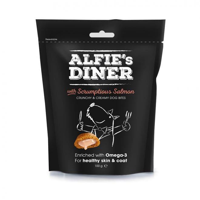 Alfie´s Diner Lax (100 gram)**