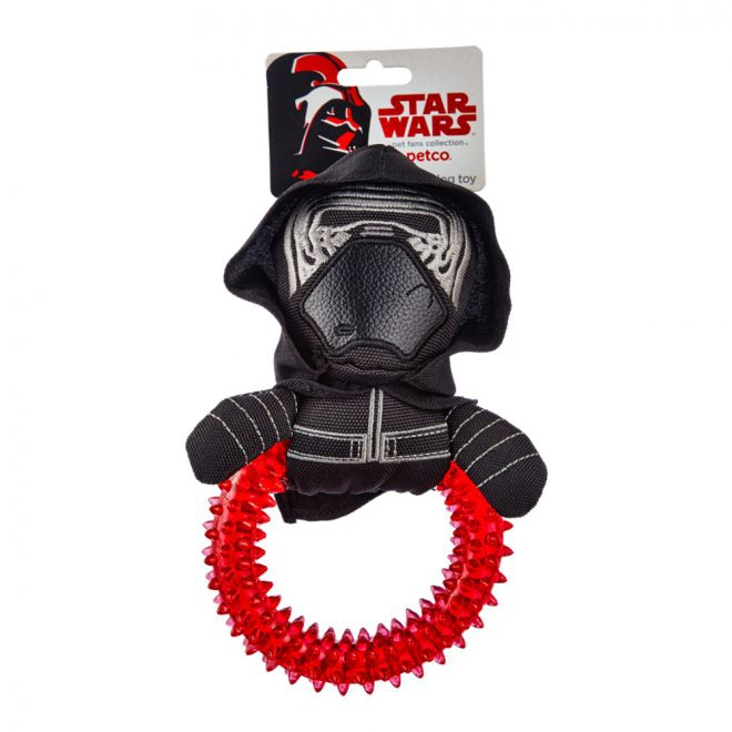 PCO Star Wars Kylo Ren Ring Hundleksak