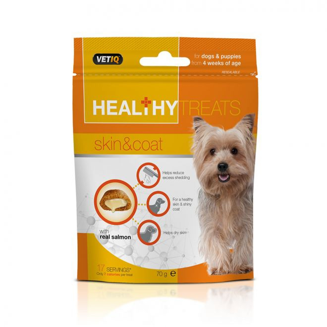 Healthy Treats Skin & Coat 70g**