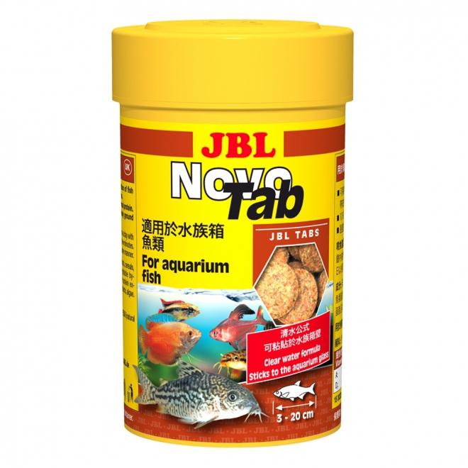 JBL NovoTab fiskfoder