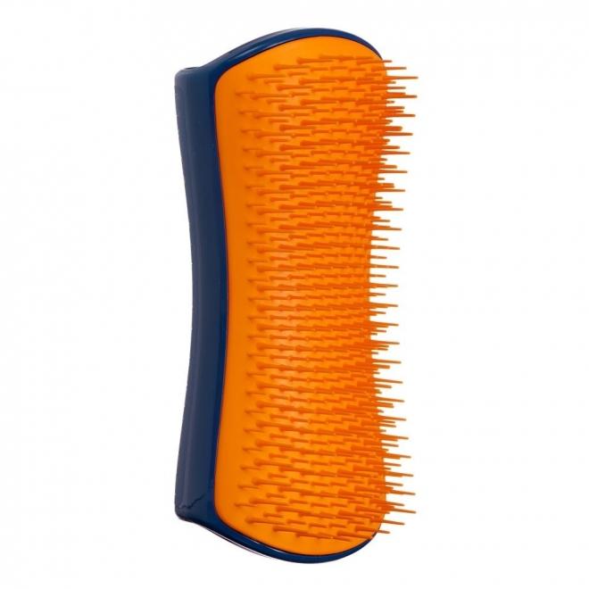 Pet Teezer Detangling Brush orange & blå