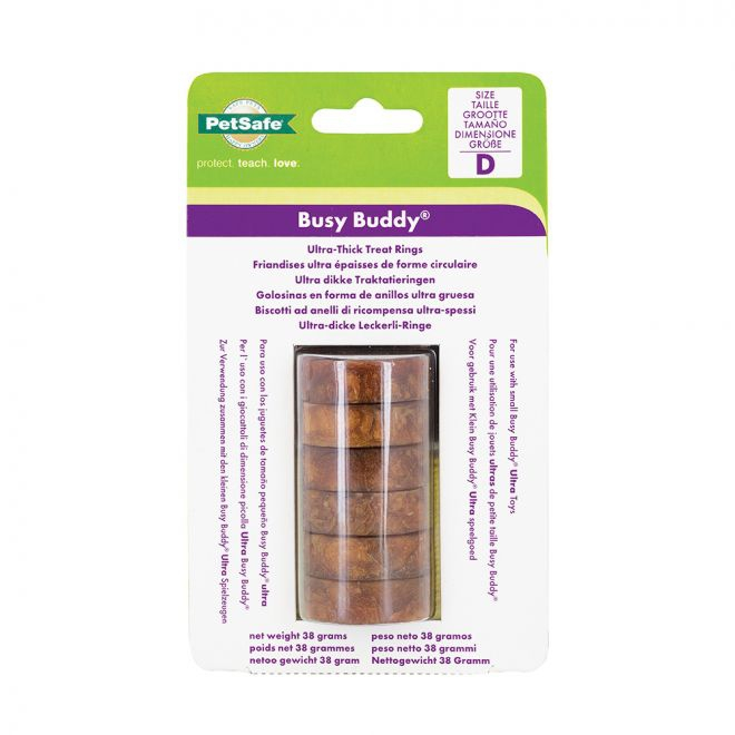 Busy Buddy Ultra-Thick Refill Rings**