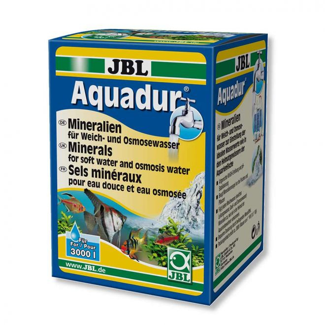 JBL Aquadur Minerals Vattenberedning